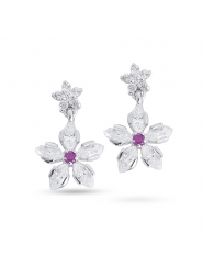 Sinico 1969 - Flower Earring